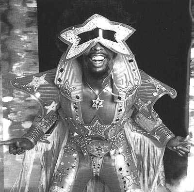 Funky Bootsy Collins