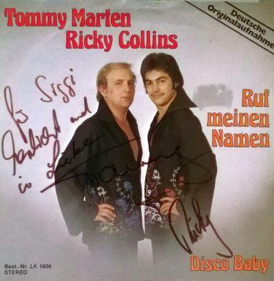 Tommy und Ricky