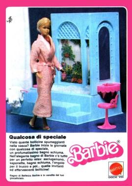 barbie 1983 ad