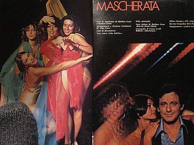 Lucio Lasorte Show Mascherata