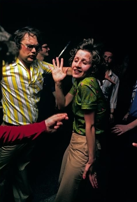 disco dancing 70s