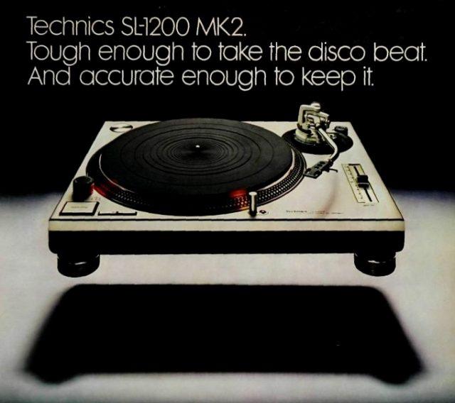 technics 1200 ad