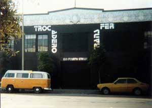 trocadero-entrance