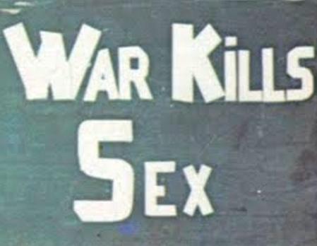 war kills sex